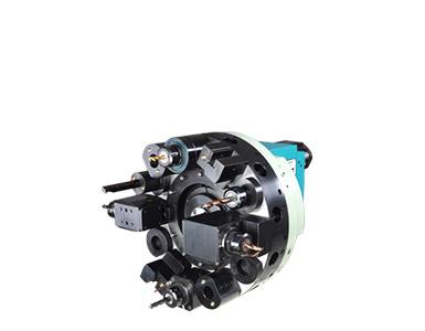 Приводной инструмент, резцедержатели VDI, станочные тиски